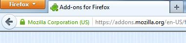 Mozilla firefox yeni sekmede açma